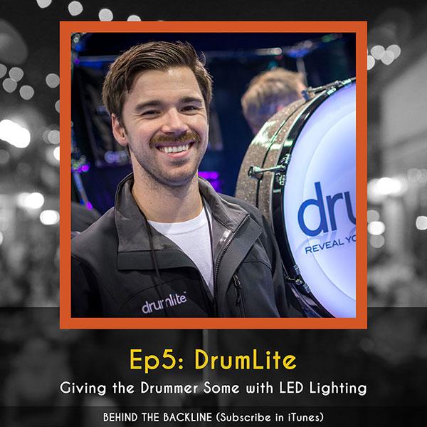 Behind the Backline, Episode 5: DrumLite