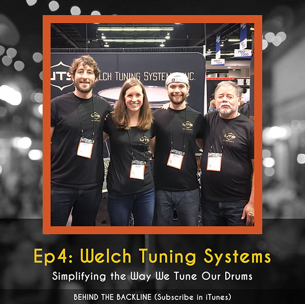 Behind the Backline, Episode 4: Welch Tuning Systems