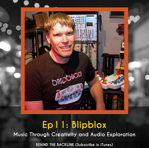 Blipblox - Encouraging the Future of Music Through Creativity and Audio Exploration