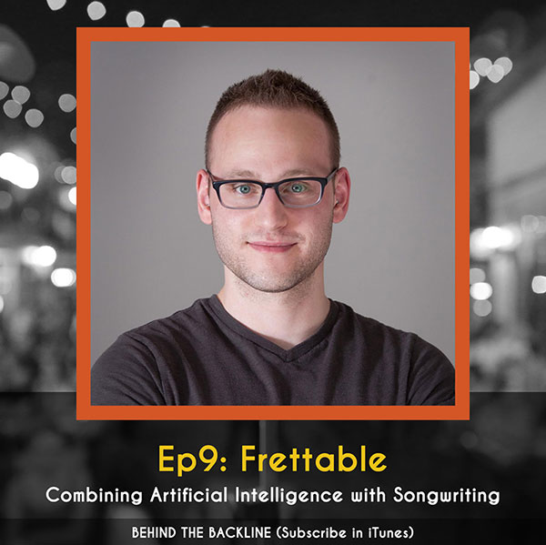 Frettable - Combining Artificial Intelligence with Songwriting
