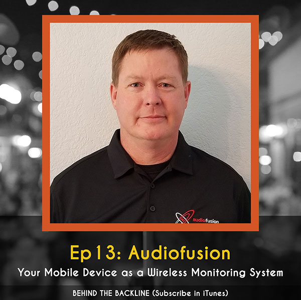 Audiofusion - Using Wi-Fi to Turn Your Mobile Device into a Wireless Monitoring System