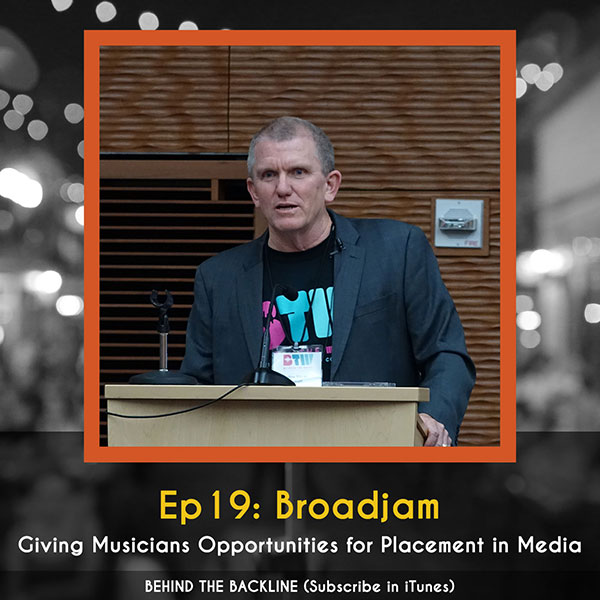 Broadjam - Giving Independent Musicians Opportunities for Placement in Radio, Film and TV