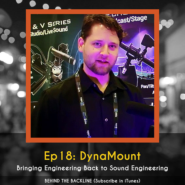 DynaMount - Bringing Engineering Back to Sound Engineering