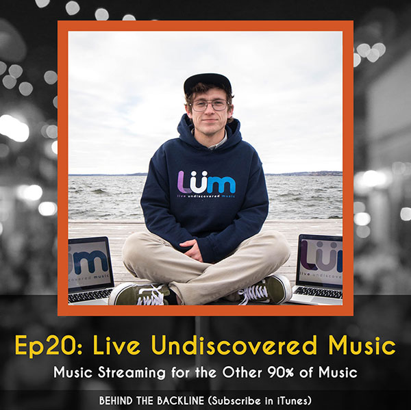 Live Undiscovered Music (LÜM) - Music Streaming for the Other 90% of Music