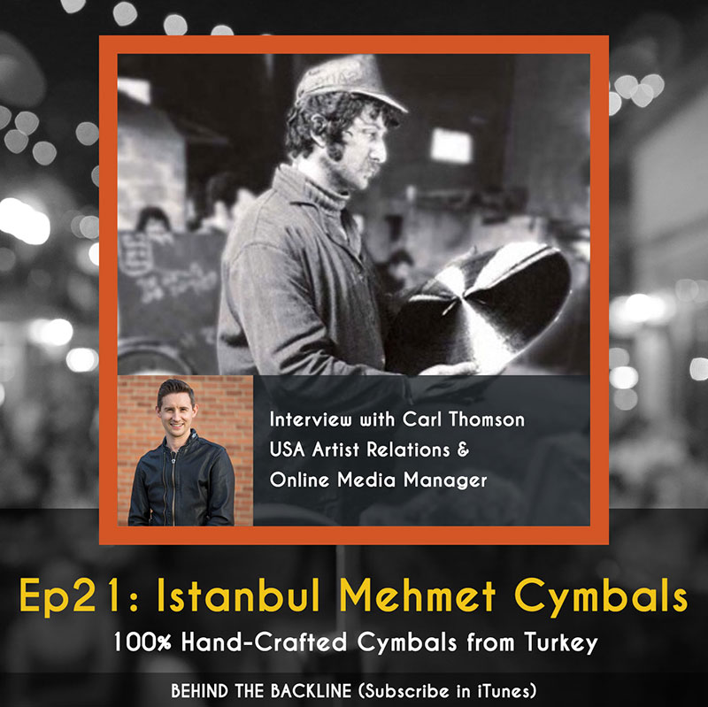 Istanbul Mehmet Cymbals - 100% Hand-Crafted Cymbals from Turkey