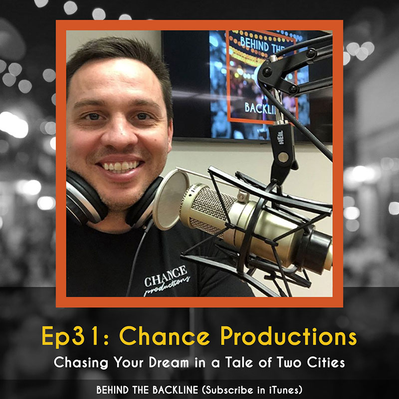Behind the Backline, Episode 31: Chance Productions