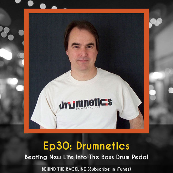 Behind the Backline, Episode 30: Drumnetics
