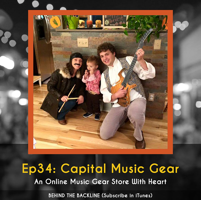 Capital Music Gear - An Online Music Gear Store With Heart