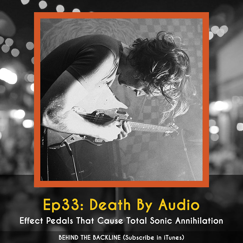 Death By Audio - Effect Pedals That Cause Total Sonic Annihilation