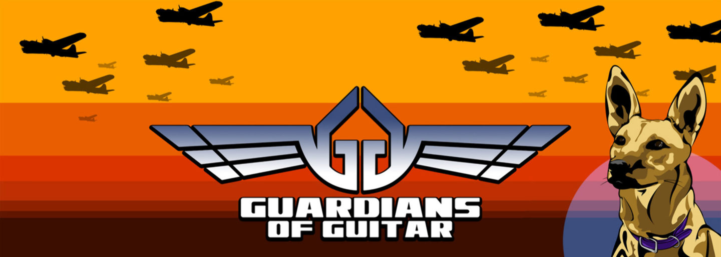 Guardians of Guitar Logo