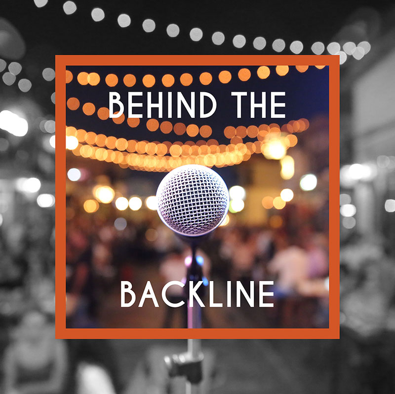 Behind the Backline, Episode 36: Michael Molenda